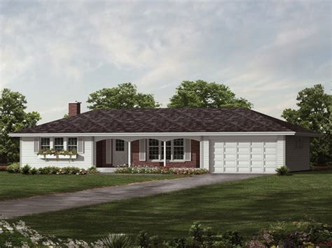 hip roof ranch house plans elmsdale ranch home plan 017d 0004 house plans and more
