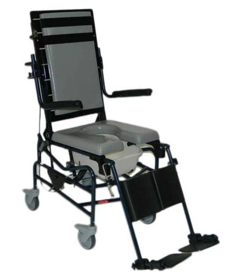 activeaid  tilt  space  shower commode chair