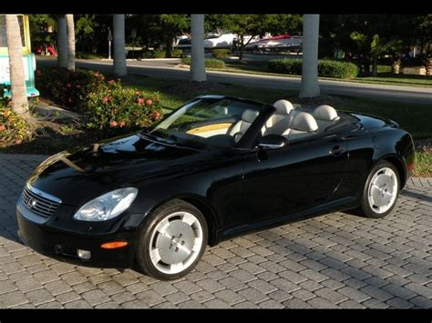 lexus coupe 2002 2002 lexus sc 430 for sale in fort myers fl stock 004511