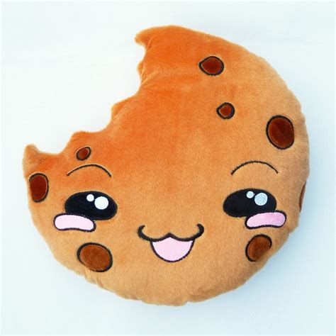 cookie emoji moodrush cookie pillow emoji plush smiley shop