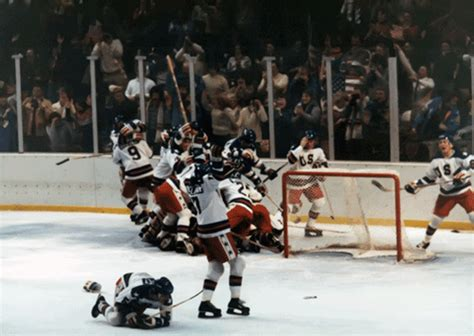 Miracle The Hockey 1980 Miracle On Photos Photos U S Hockey Of Fame