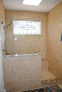 walk in shower without doors walk in showers without doors glen hutchison inc