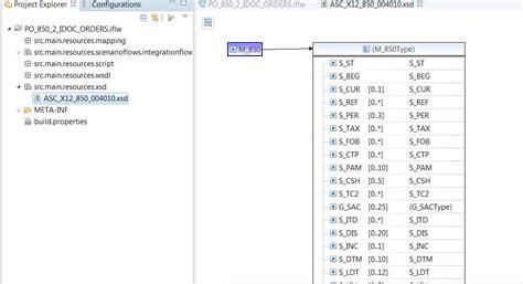 convert an edi document form 270 to a csv file few cents on sap hci edi with 997 sap blogs