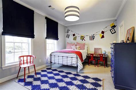 nautical boys bedroom cottage boy s room phoebe howard vintage nautical boy bedroom with whale pillows cottage
