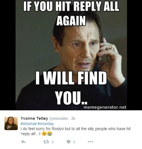 Reply Memes - reply all inala technology solutions