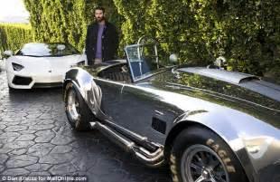 Connected Car Club Instagram King Of Instagram S Dan Bilzerian Has His Mansion Broken