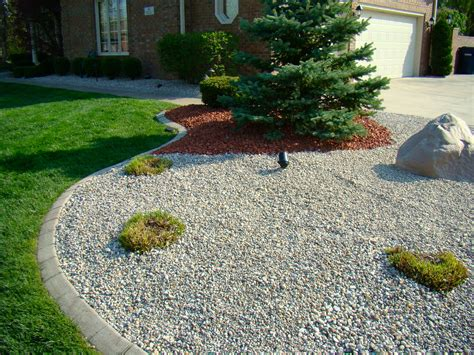 Different Types Decorative Landscape Gravel Bistrodre Decorative Landscaping