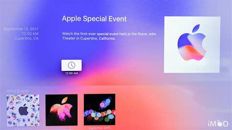 wallpaper apple tv 2 ร บชมงาน apple special event เป ดต ว iphone x ผ าน apple
