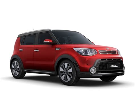 Is The Kia Soul An Suv Kia Releases New Pictures Of The European Spec 2014 Soul