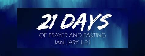 day of fasting 2018 2018 21 days of prayer fasting imagine 2o2o
