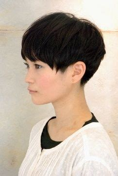 cutting your own pixie cut with long bangs pixie cut long bangs thick hair google search pixies