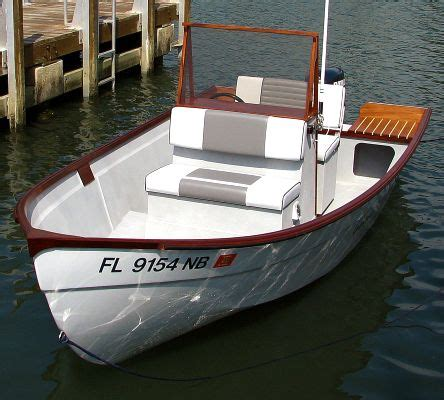 home built boat plans home built boat console skiff outboard fishing boat