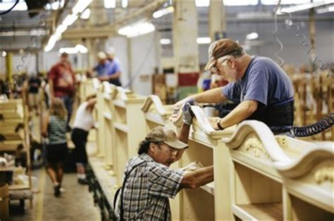 upholstery jobs abroad u s manufacturing importing as many jobs as it exports