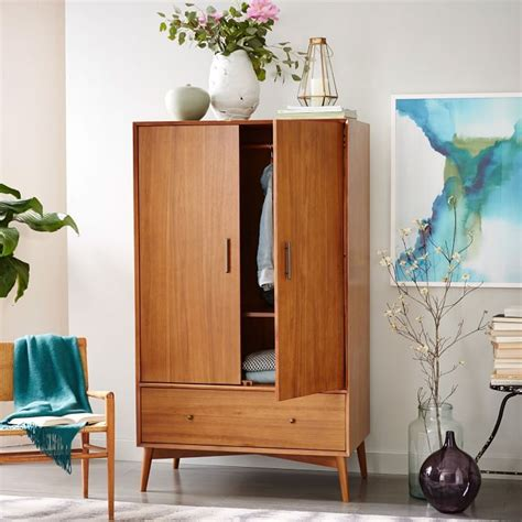 our mid century wardrobe is crafted of fsc 174 certified wood