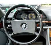 Small 1983 Mercedes 380SEL Interior  CLASSIC CARS TODAY