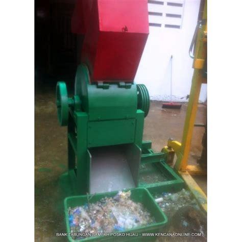 Mesin Pencacah Plastik mesin pencacah limbah plastik mplp 200 bahan bakar biogas