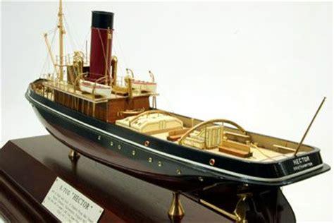model steam tug boats for sale steam tug hector model boats pinterest