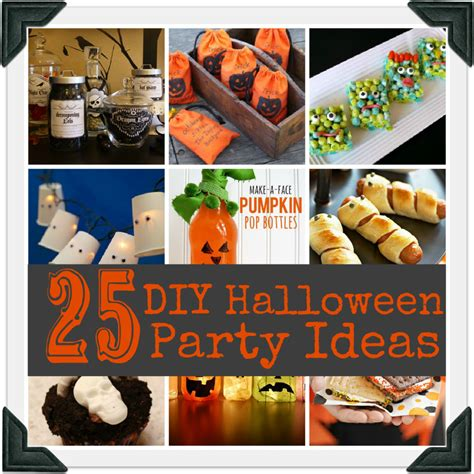 halloween party ideas diy halloween party ideas 10 quick and easy diy