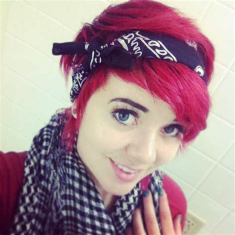 images of short choppy hair with bandanna pinterest the world s catalog of ideas