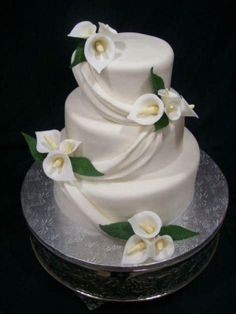 Hochzeitstorte Calla by 24 Ideas To Incorporate Calla Lilies Into Your