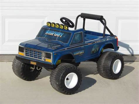 power wheels bigfoot monster truck post a random pic page 1159 ford bronco forum