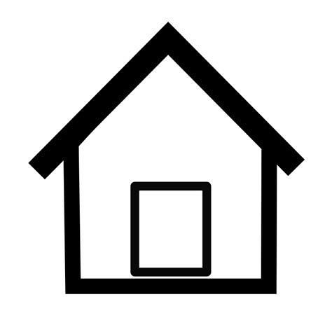simple home free vector 4vector