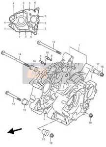 Suzuki Spare Parts Suzuki Lt F160 Quadsport 2007 Spare Parts Msp