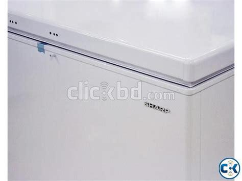 Freezer Sharp 100 Liter sharp freezer 200 liter hs g262cf w3x clickbd