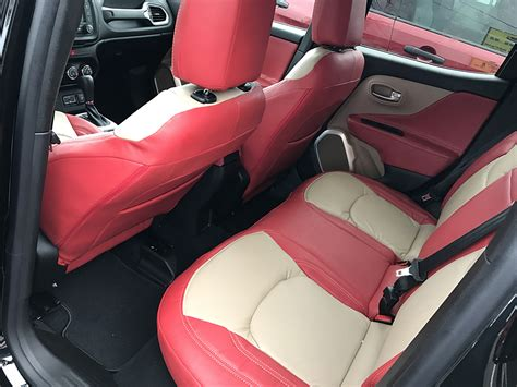jeep renegade leather interior jeep renegade latitude leather auto styles