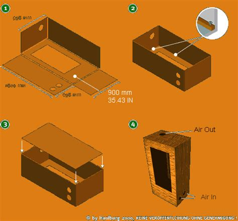 House Plans With Dimensions by Building A Marijuana Grow Box