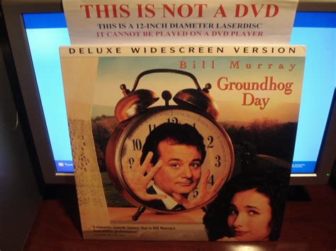 groundhog day soundtrack imdb laserdisc groundhog day 1993 bill murray lot 8 dlx ltbx ld