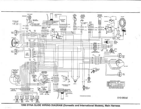 harley dyna fuel wiring diagram wiring diagram