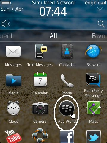 cara install whatsapp for blackberry