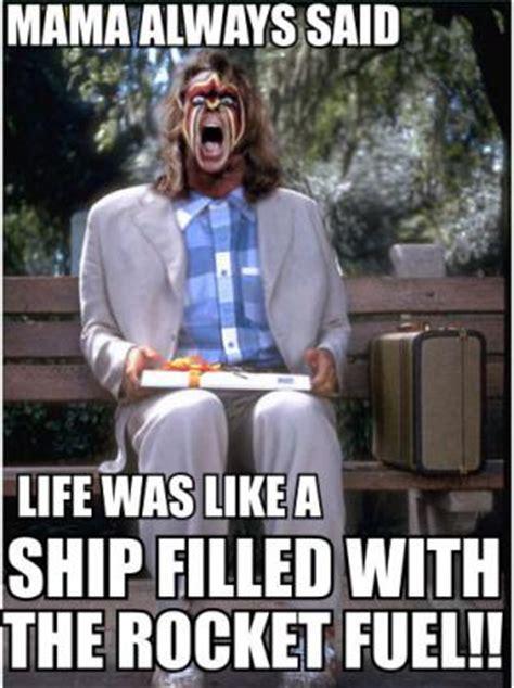 Ultimate Warrior Meme