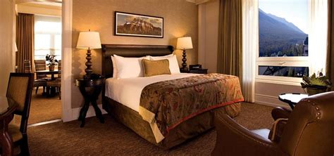Room Canada The Fairmont Banff Springs Hotel In Canada The Hotel