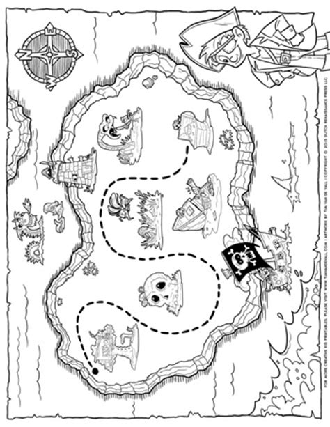 Pirate Treasure Map Coloring Pages Home Sketch Coloring Page Pirate Treasure Map Coloring Pages Coloring Home
