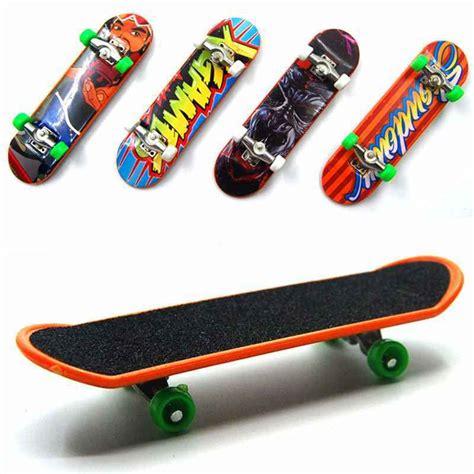 tech deck longboard 10 pcs fingerboard mini finger skateboard for tech deck