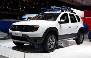 Renault Duster Upgrade Dacia Duster 2016 Plastic Wheel Arches Duster 2010 2015