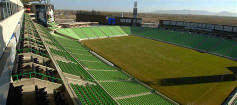 cabecera norte tsm estadio corona guide santos laguna football tripper