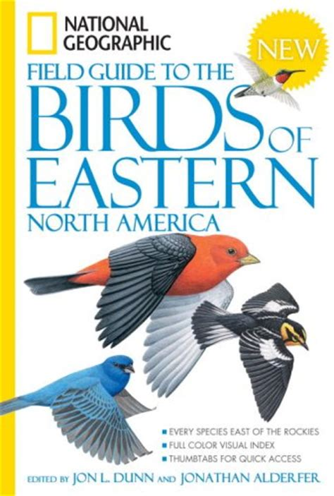 national geographic field guide to the birds of eastern