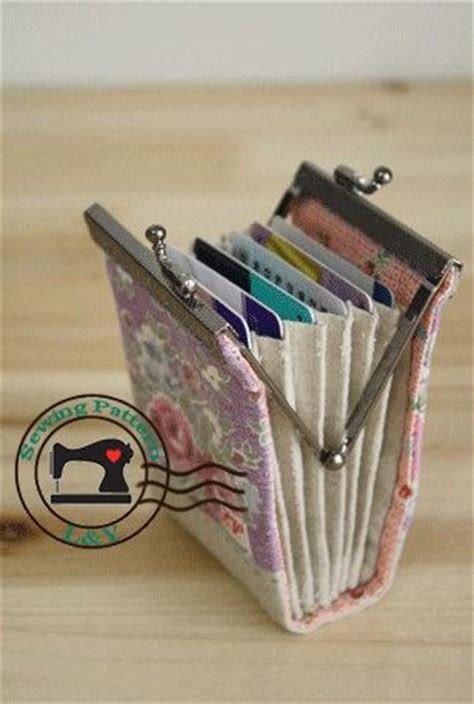 Accordion Gift Card Holder - accordion fold frame card holder pdf sewing pattern