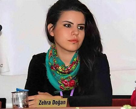 Syria Zehra turkey sentences kurdish artist zehra dogan to nearly 3 years in prison