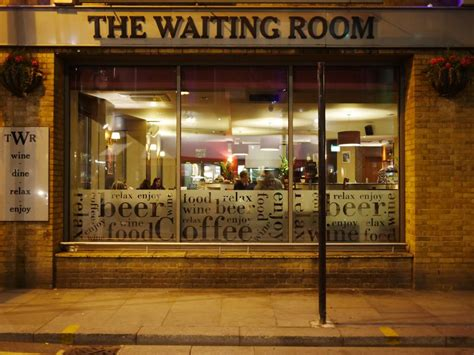 The Waiting Room by Libcom Org S Anarchist Bookfair Pub Guide