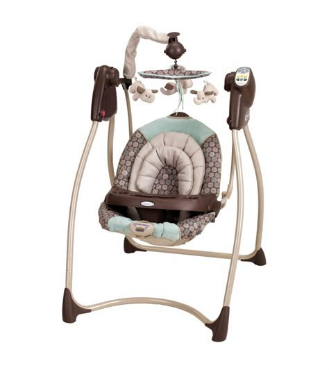 infant swing graco lovin hug infant swing capri