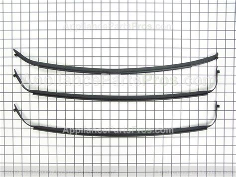 frigidaire dishwasher cabinet seal kit frigidaire 154662101 cabinet seal kit appliancepartspros com
