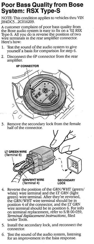 speakers  subwoofers hook   installation