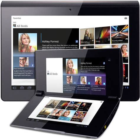 Update Tablet Sony sony tablets will get ics update alongside xperia phones pocketnow