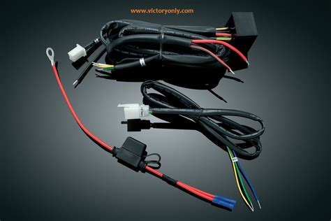 trailer wiring harnesses for victory motorcycle