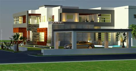 500 square yard house plan 3d front elevation 1 kanal 3d front elevation com 500 square meter modern