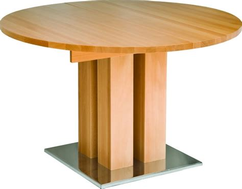 Table Ronde A Rallonge by Table Ronde 224 Rallonge Diam 232 Tre 120 Cm Mackintoshdeal1